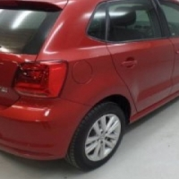 A neatly used preowned 2015 Volkswagen Polo 1.2 TSI Comfortline