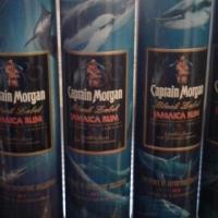 Captain Morgan Tins.