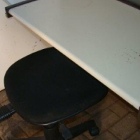 Desk and chair (Small)