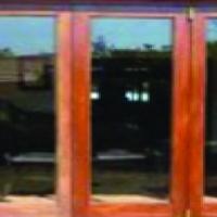 Maintenance, repairs on wooden doors, garage doors and windows