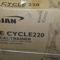 Gym equipment for sale, brand new.
