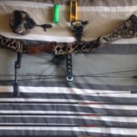 Mathews Monster MR7 Hunting Bow