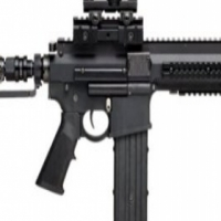 Tiberius paintball gun