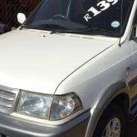 2003 Toyota Condor 2400i TX 4x4