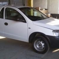 Opel Corsa 1.8 L Long Wheel Base White