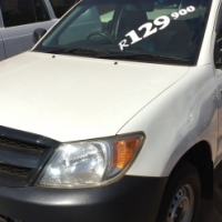2005 Toyota Hilux 2.0 VVTi S/Cab Bakkie