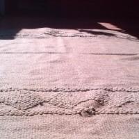 Wool mat 2.50m x 1.65m
