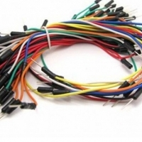 Jumper Cables Male to Male solderless (65pcs)