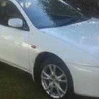 Mazda astina te ruil 1998 180 i se