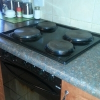 Samet Hob and Under Counter Oven for Sale