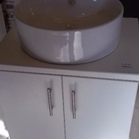 New White Cupboard - R 999 (vat incl.)