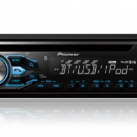 Car Radio Special -New-- Pioneer DEH-X4850BT Bluetooth iPod USB Aux CD Player