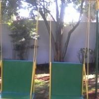 Disabled Children Playground Equipment