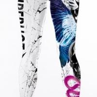 Sport Leggings Yoga Pants Printed