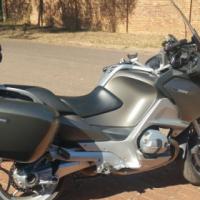 BMW RT1200 2010 Motorbike