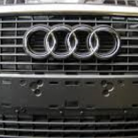 audi a3 2005 2.0tfsi new after makert front bumper grill complete for sale