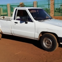 Toyota Hips for sale 40000 neg, in a good running condition, Papers not up to date.
