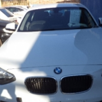 BMW 118i AT 5DR  2015 COOL134-GUA
