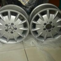 Mercedes Mag Wheels