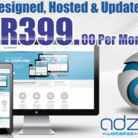 Adzonline Website Design