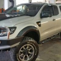 3.2 Ford Ranger 4x4 2015 Supercab