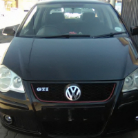 Volkswagen Polo Hatch 1.6 Engine Capacity, 5Doors, Factory A/C, C/D Player, Central Locking, Black i