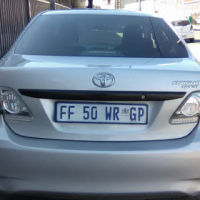 2014 Toyota Corolla Quest 1.6 Engine Capacity, 5Doors, Bluetooth, Factory A/C, C/D Player, Central L