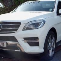2014 Mercedes-Benz ML400 4MATIC