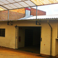 129 sqm FACTORY TO LET in Krugersdorp