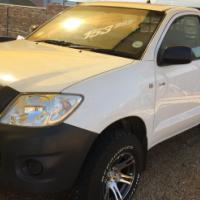 2011 Toyota Hilux 2.5 D4D S/Cab Bakkie