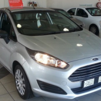 2013 FORD FIESTA 1.4 AMBIENTE 5DR