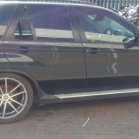 Now Stripping BMW X5 3.0D A/T For Spares