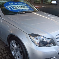 2013 Mercedes Benz C200 CDI Auto 25000Km ONLY