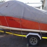 Corvette Boat