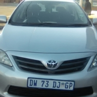 Toyota Corolla Professional 5Doors, Factory A/C, C/D Player, Central Locking, Silver in Color, 78000