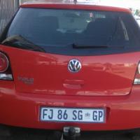 2014 Volkswagen Vivo 1.4 Engine Capacity, 5Doors, Bluetooth, Factory A/C, C/D Player, Central Lockin