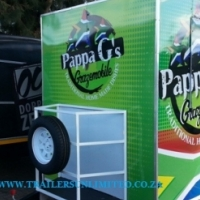 (((((( TRAILERS UNLIMITED THE BEST FOOD UNITS  6 )))))