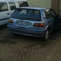 Toyota Conquest to swop or for Sale