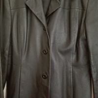 Black Ladies Leather Jacket for Sale Medium for sale  Boksburg