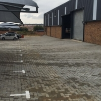 BRAND NEW FACTORY / WAREHOUSE SPACE TO LET IN SAMRAND!!!
