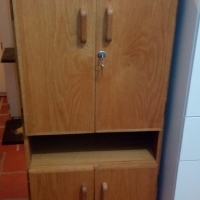 Wooden office cabinet for sale
