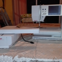 Sewing and Embroidery machine