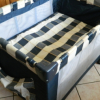 Chico camp cot.