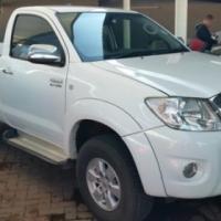 2009 Toyota Hilux 2.7vvti