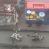 For sale fishing gear