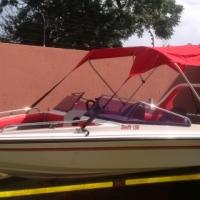 Family Speed Boat