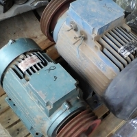 Electric Motor Ads In Used Tools And Machinery For Sale In
