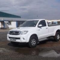 Toyota Hilux 3.0 D4D