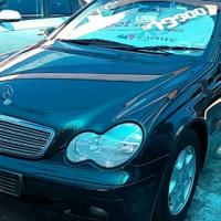 2003 Mercedes Benz C200K Classic
