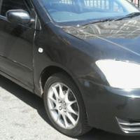 Toyota Runnx